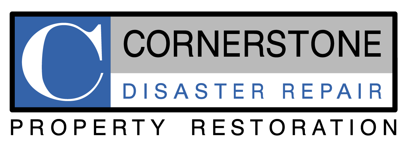 Cornerstone Disaster Repair | Logo 2017